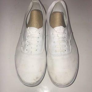 Vans size 13 men's sneakers